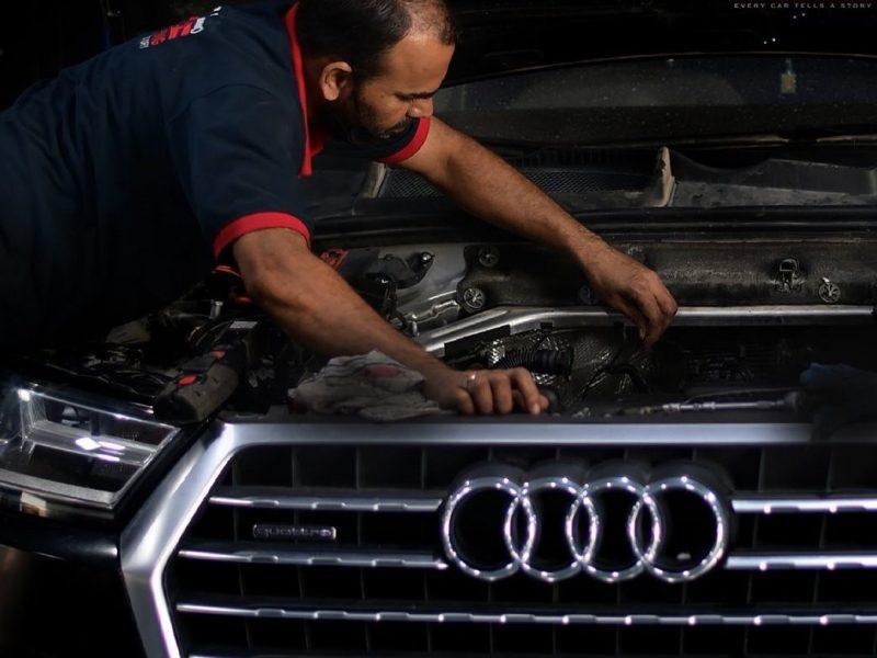 Audi Repair: Tips and Tricks